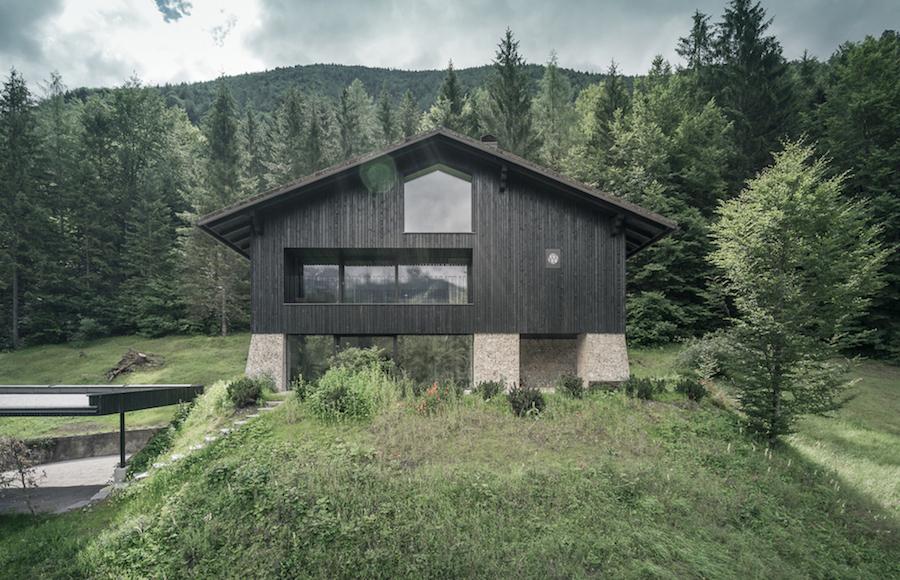 architekt chalet