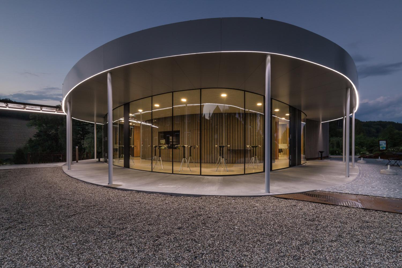 Multikraft Pavillon
