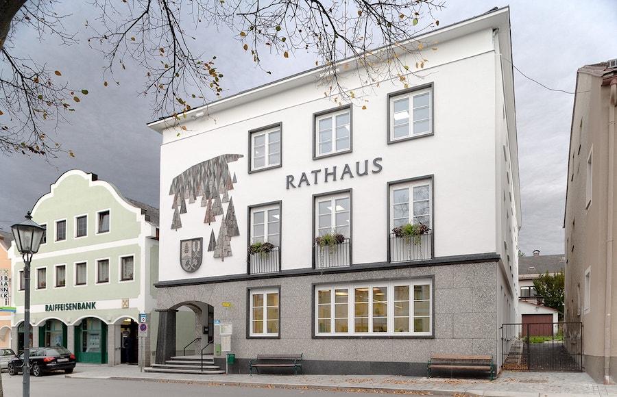 Architekt Gemeindeamt