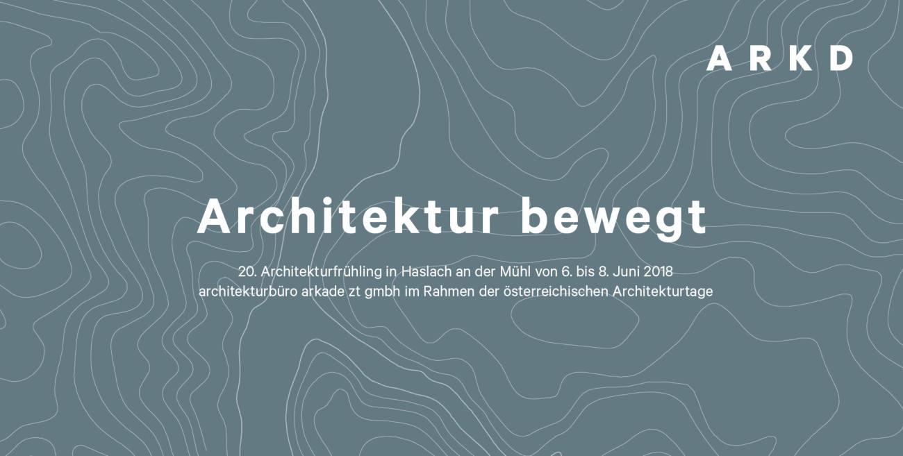 architekturtage 2018 haslach