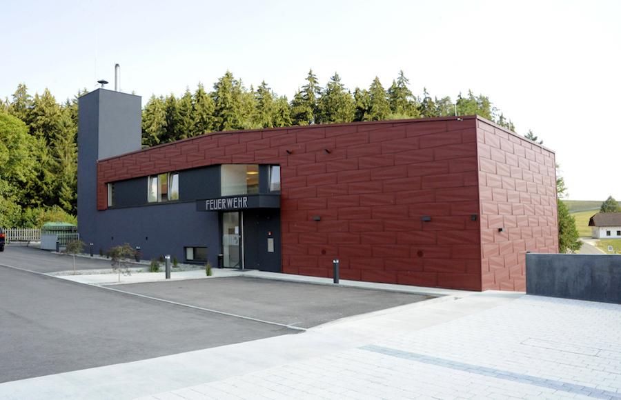 umbau feuerwehrgebäude