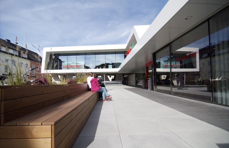 architekt supermarkt