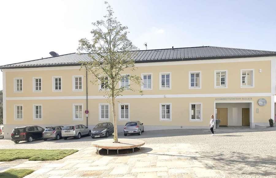 primärversorgungszentrum oö