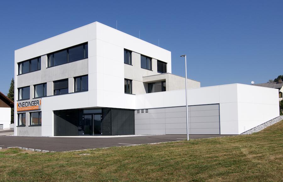 architekt bürogebäude