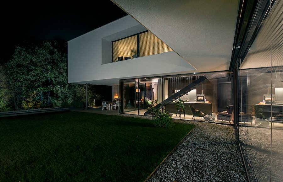 architekturbüro oö einfamilienhaus