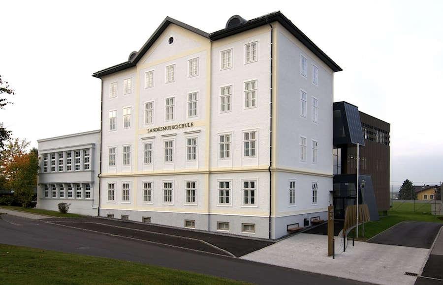 Architekt Musikschule