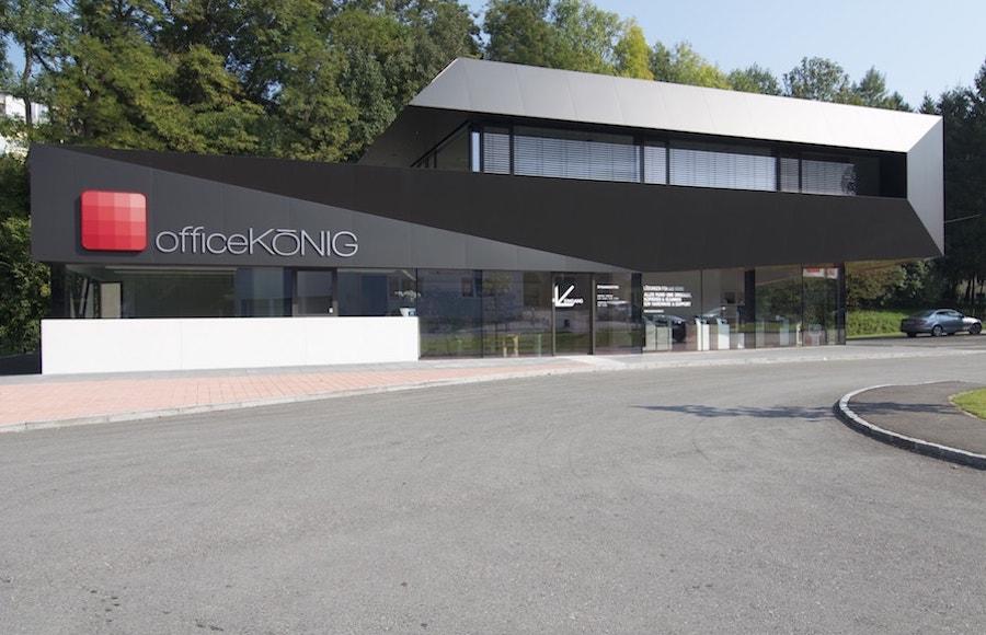 architekt linz bürogebäude