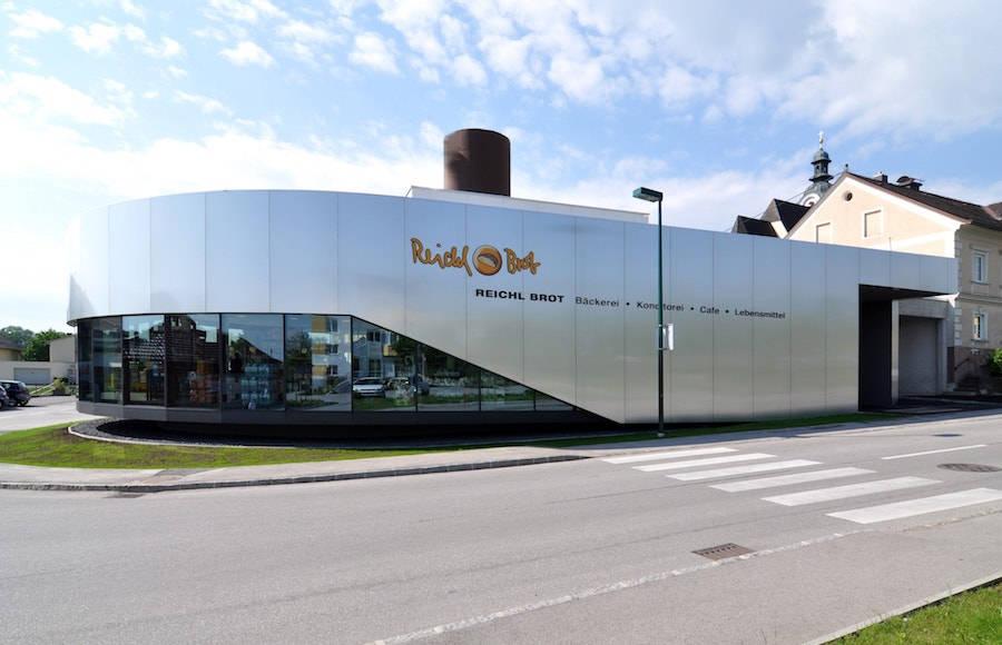 architekt betriebsgebäude oö
