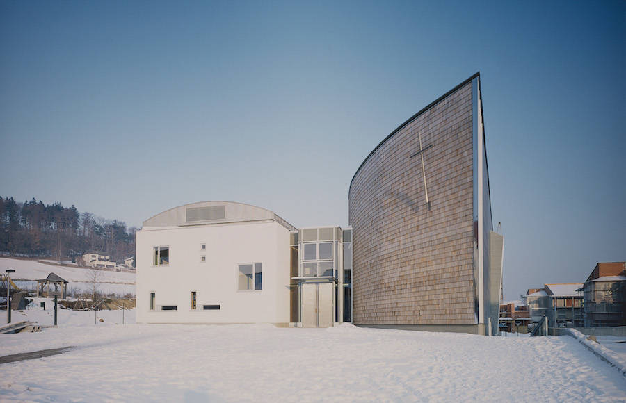 architekt kirche oö