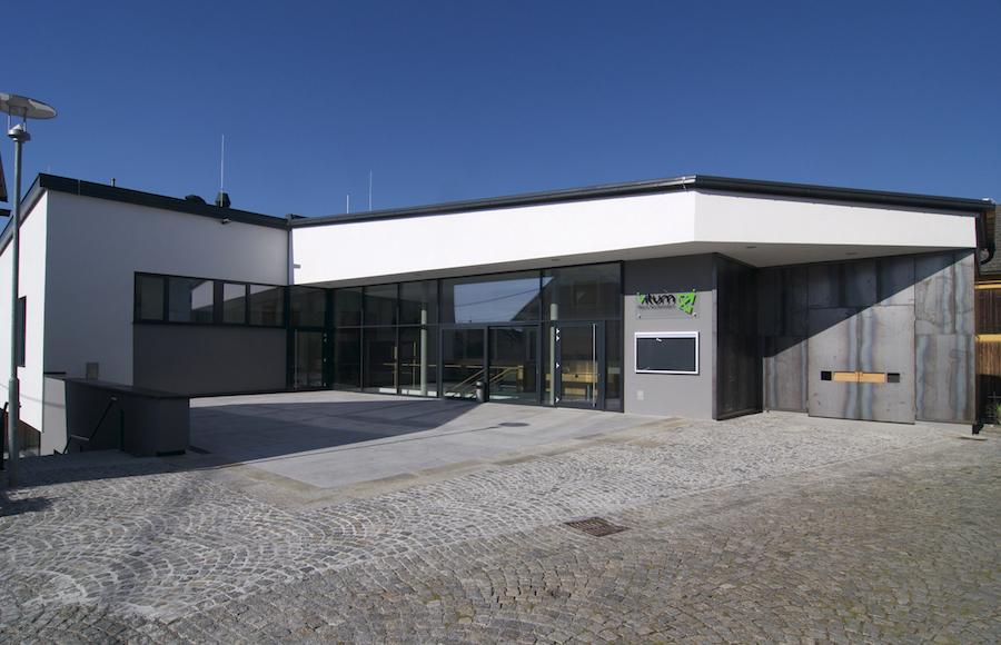 architekt pfarrzentrum